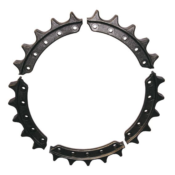 Sprocket Miniexcavator CNH-FIAT NEW HOLLAND E27B